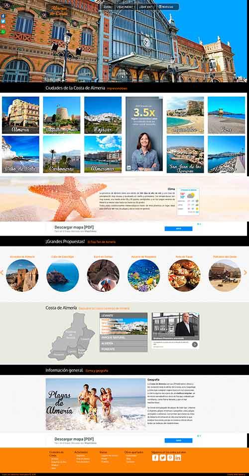 Murcia Web design