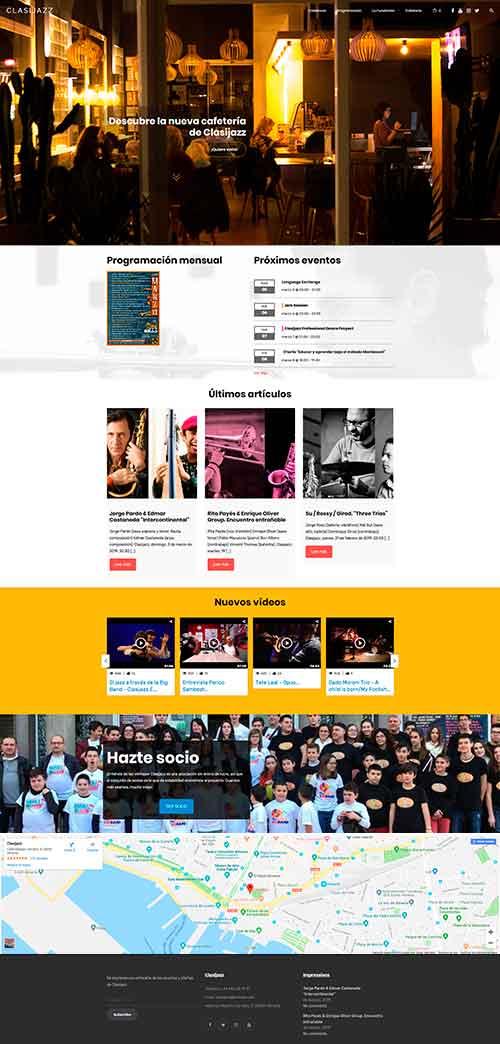 Granada web design