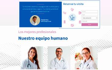 Web dentista Almería