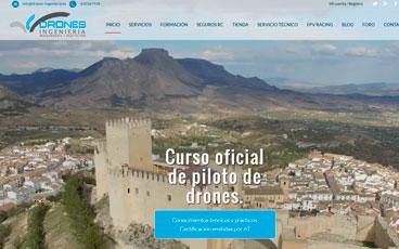 Drones Universidad de Almeria