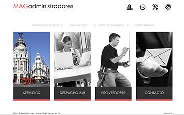 Administradores Madrid