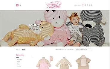 La Pasarela de Martina tienda online