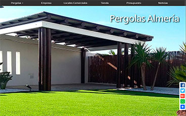 Diseño web pagina empresa